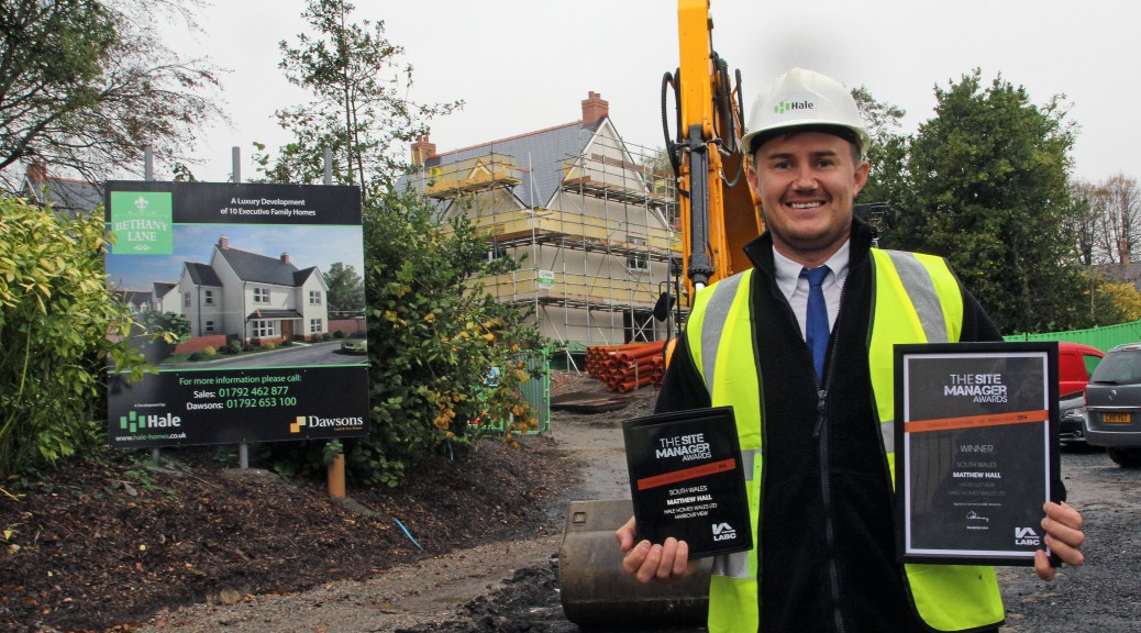 Matthew Hall, Site Manager Hale Construction