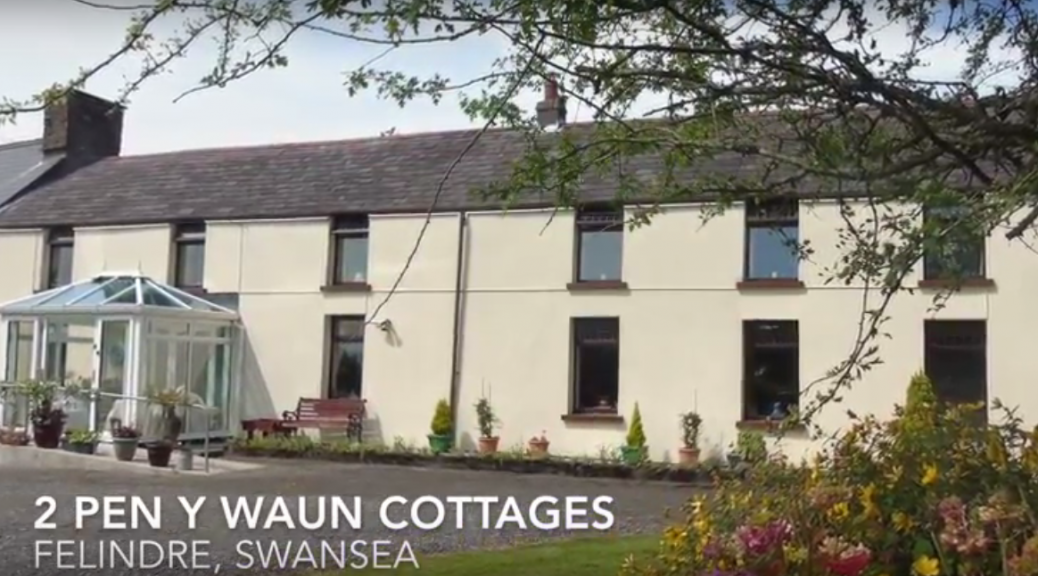 2 Pen y Waun Cottages, Felindre