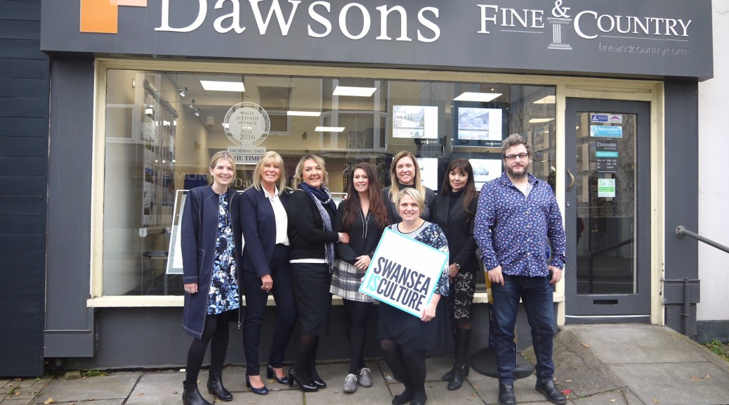 Dawsons supporting the City of Culture 2021 bid