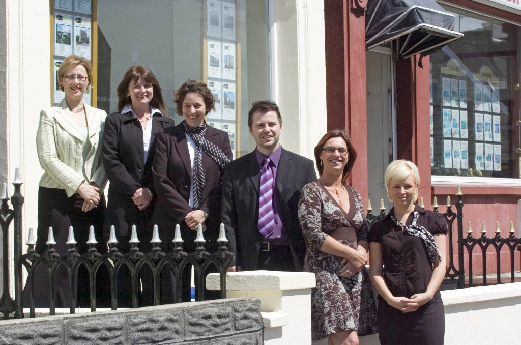 Dawsons' Llanelli office 10 years ago