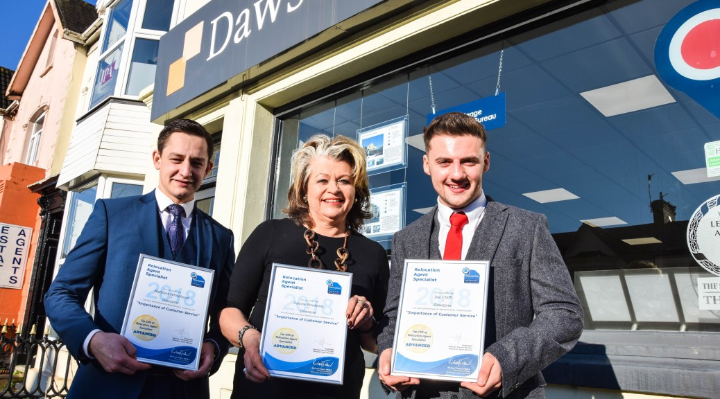 Dawsons trio receive advanced RAN status