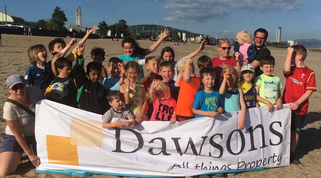 Dawsons' Safe As Houses campaign to keep children safe during the Airshow