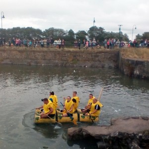 BURRY PORT RAFT RACE 2018