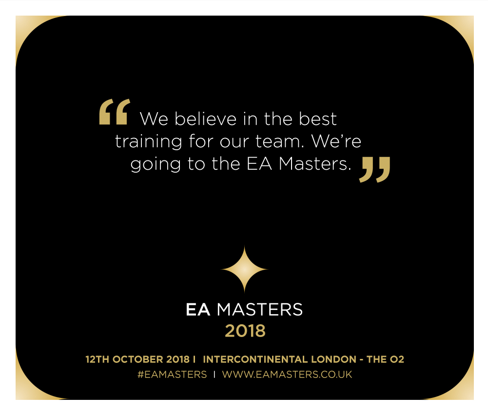 DAWSONS SHORTLISTED FOR THE EA MASTERS