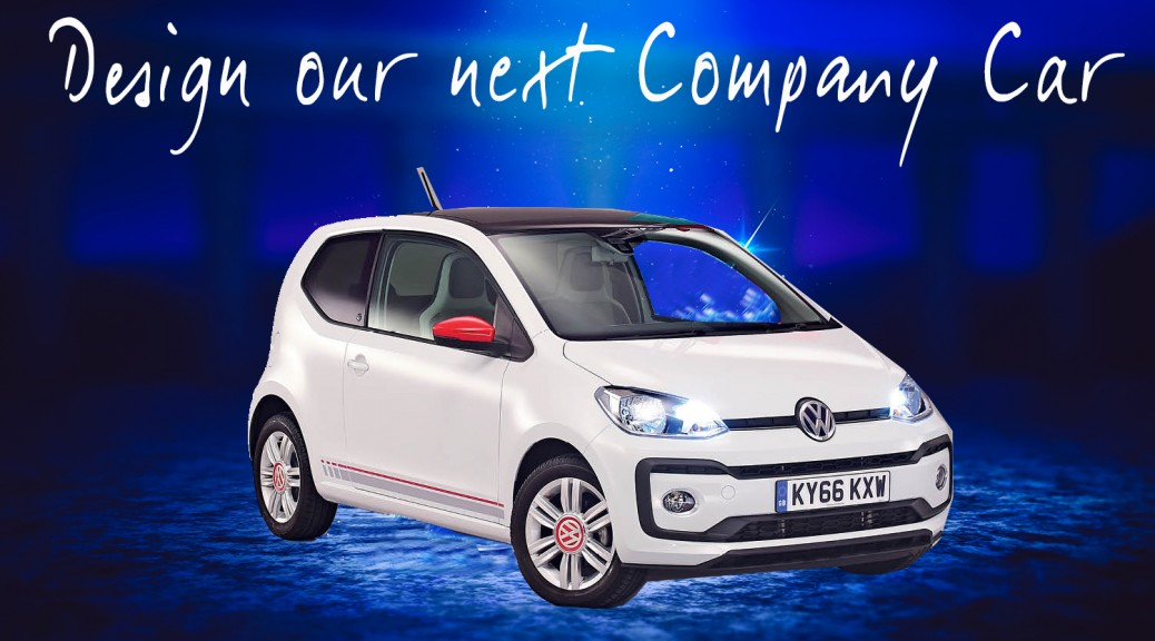 Design our next Comapny Car for the Dawsons Property Fleet