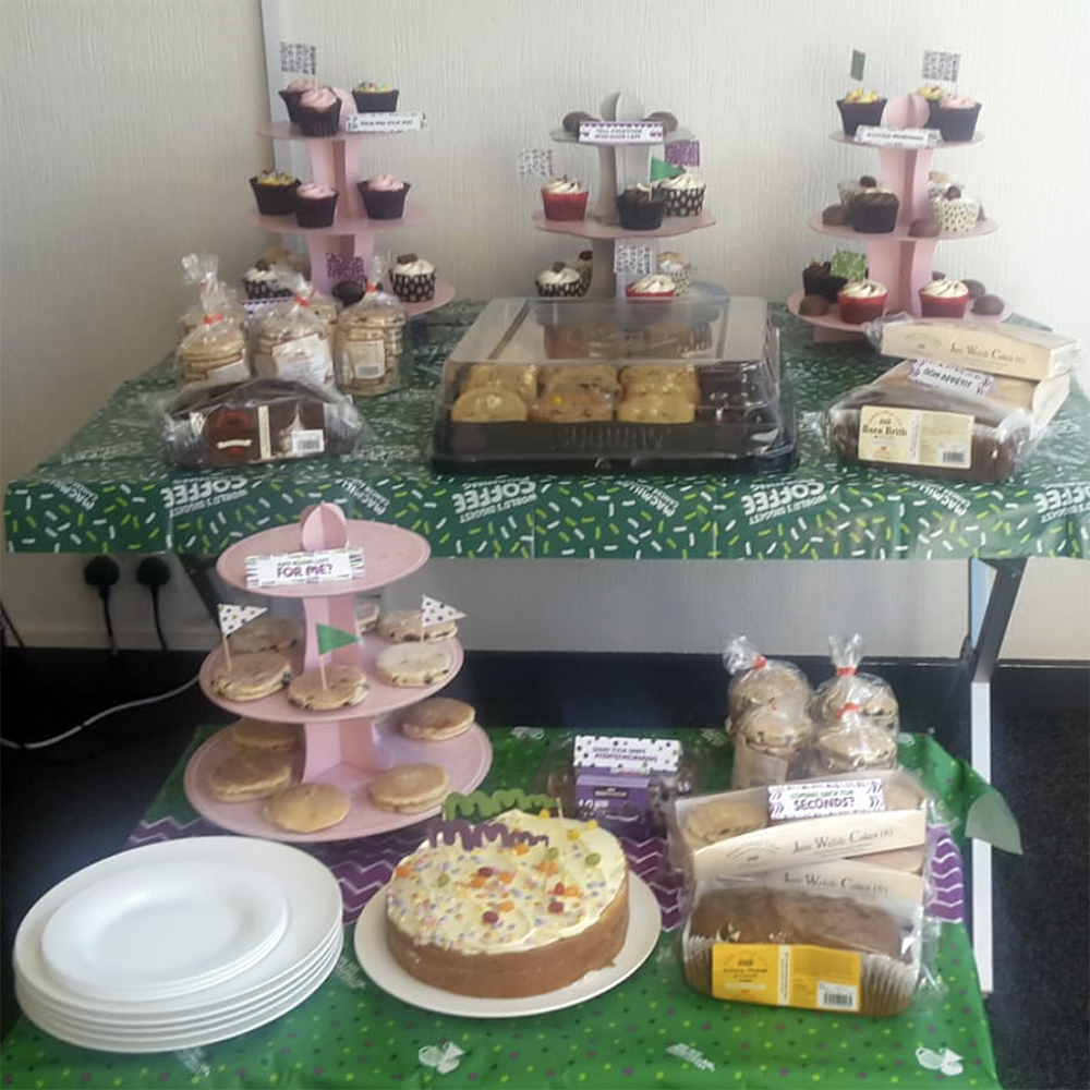 Gorseinon Macmillan Coffee Morning