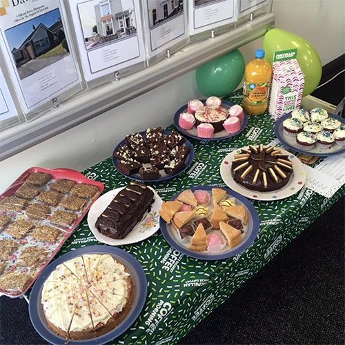 Mumbles Macmillan Coffee Morning