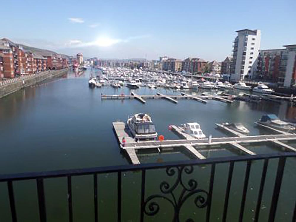Arethusa Quay, Maritime Quarter