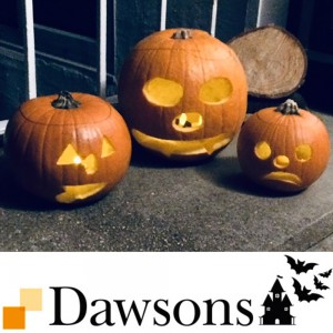 Halloween at Dawsons Property