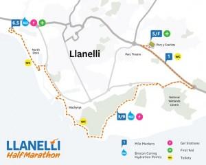 Llanelli Half Marathon 2019