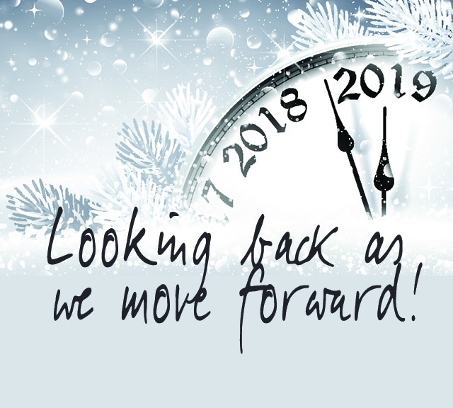 Looking Back as we look forward into 2019