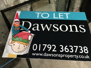 Day Three of Elfie's adventures in Swansea