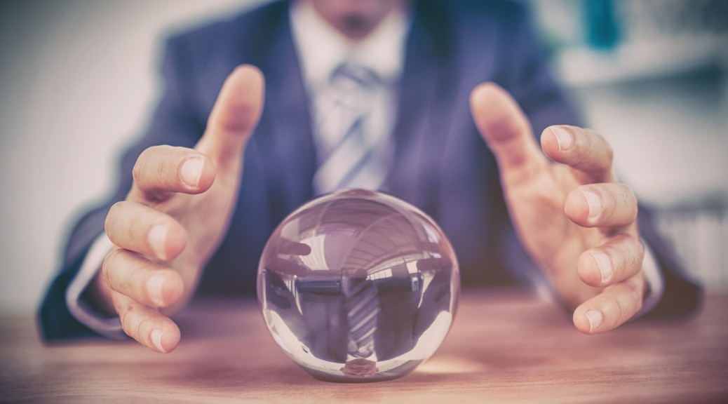 Can a crystal ball help us to forecast the affect of Brexit on the UK property market