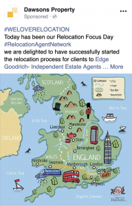 Relocation Across The Nation from Dawsons Property