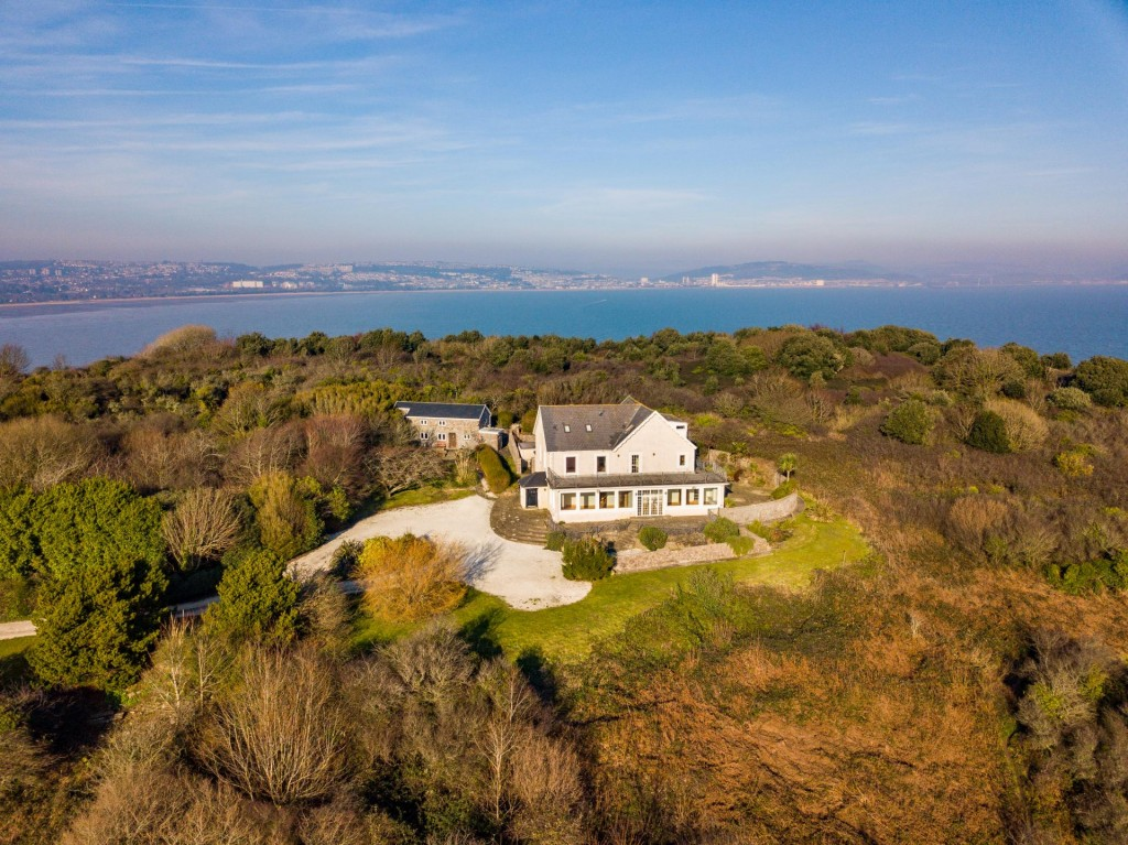 Dawsons Fine & Country are selling Mumbles Hill House