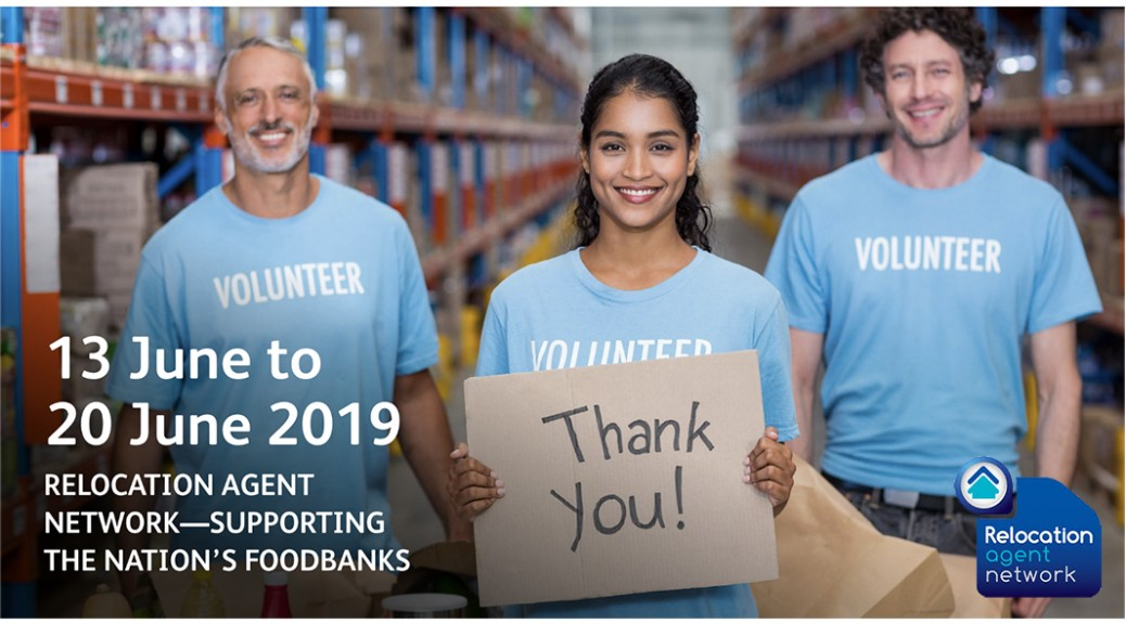 Dawsons are supporting local food banks and collecting items from all offices in 2019