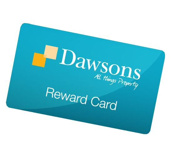 Dawsons run a reward card scheme with local businesses
