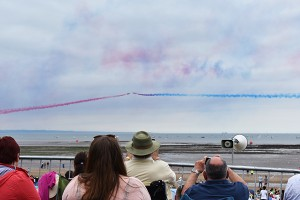 Wales Airshow 2019 with Dawsons Property