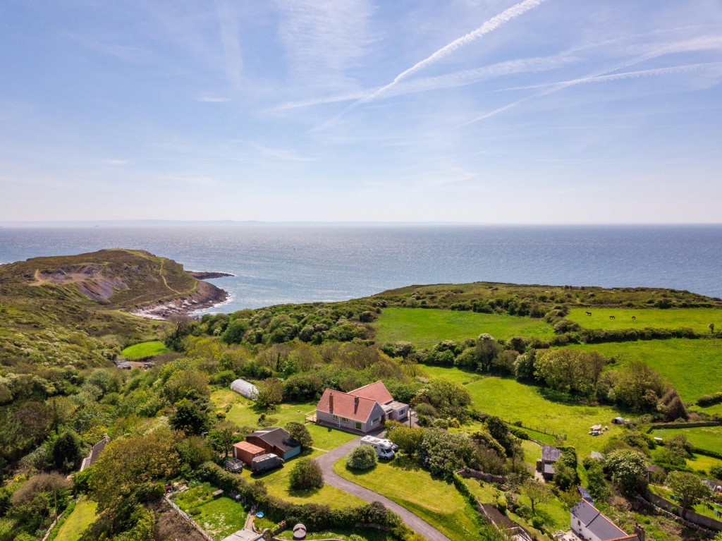 The Fort at Port Eynon on for sale with Fine & Country Swansea