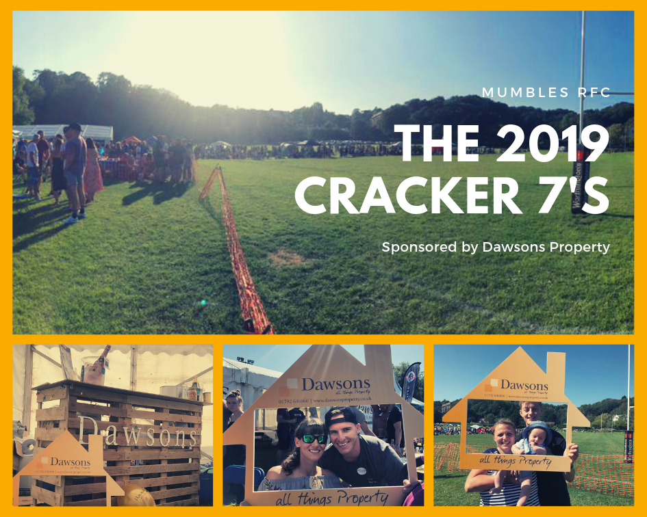 Dawsons at the 2019 cracker 7's