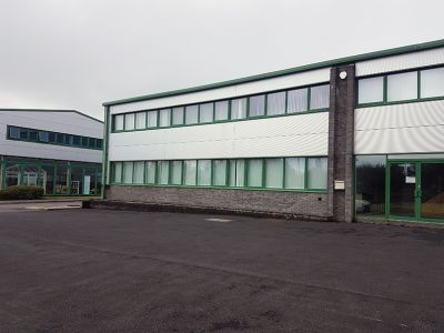 UNDER OFFER - Unit A, Kestrel Way, Garngoch Industrial Estate, Swansea, SA4 9WG