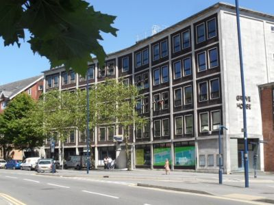 NEW - 3rd Floor - East Wing, Grove House, Grove Place, Swansea, SA1 5DF