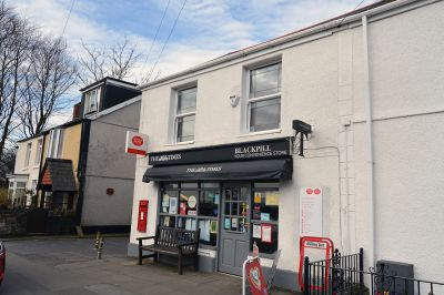 BUSINESS FOR SALE & FREEHOLD - Blackpill Post Office - 110 Mumbles Road, Blackpill, Swansea, SA3 5AS