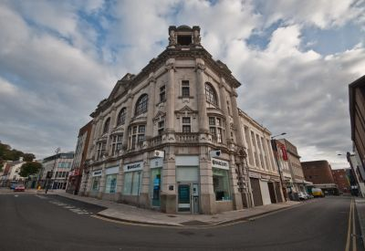 Office Suites, Mond Buildings, Union Street, Swansea, SA1 3DN