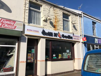 Ref. 113 NEW - 38 Station Road, Llanelli, SA15 1AN