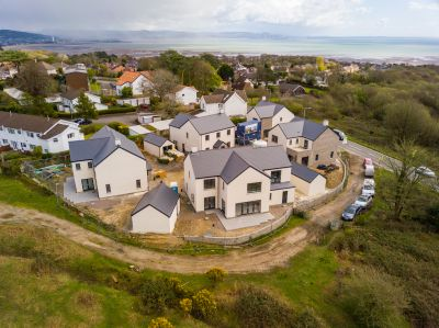 Plot 5 Gower Court, Mayals, Swansea
